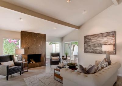 Minimalist Chic Living Room
