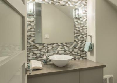 Custom-Built Bathroom