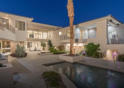 Custom-Designed, Custom-Built Home