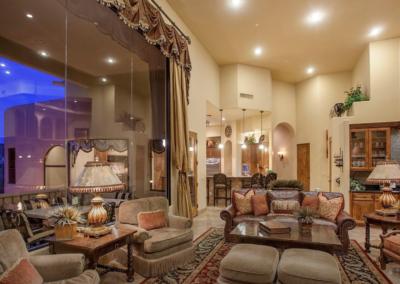 Beautiful, Traditional Living Room